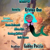 12/2. Mermaid Show Comedy w/ Kristee Ono