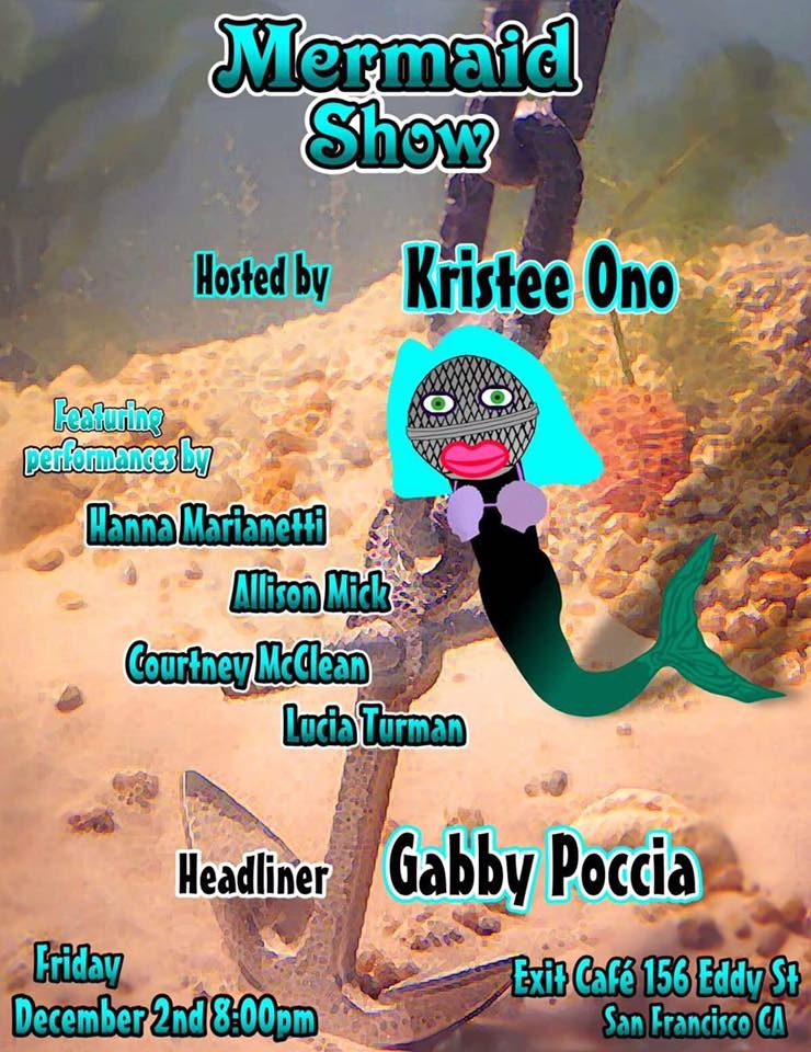 Mermaid Comedy Show