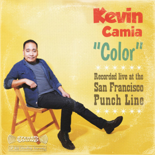 "Kevin Camia Continues Classy, Clever and Cool Comedy With ""Color"""