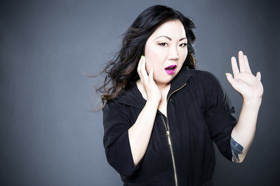 Margaret Cho Oakland Fire Benefit