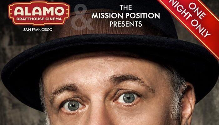 Eddie Pepitone Mission Position