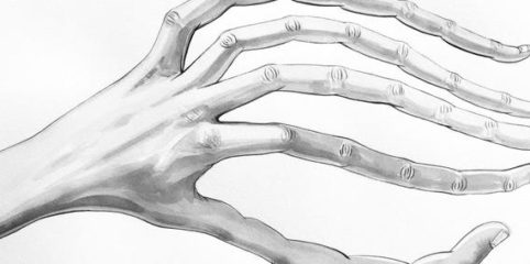 "Sketch Saturday: Throw A Few Bucks to Nick Stargu's Prosthetic ""Longfingers"""