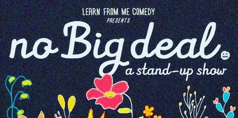 LA: No Big Deal Comedy Show Debuts 9/7 @ Lyric Hyperion
