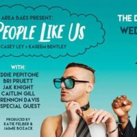 "LA: We Really Like ""Some People Like Us"", Wednesday, July 25th"