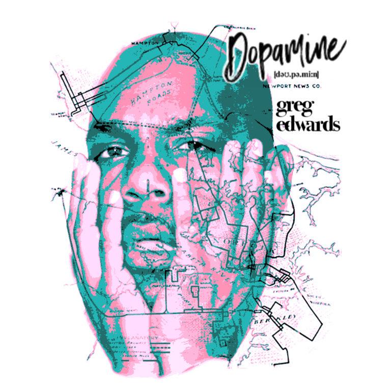 New Comedy Album from Greg Edwards, Dopamine!